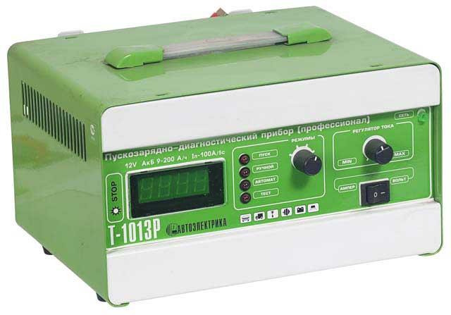 Пуско-зарядное устройство Автоэлектрика Т-1013 PR