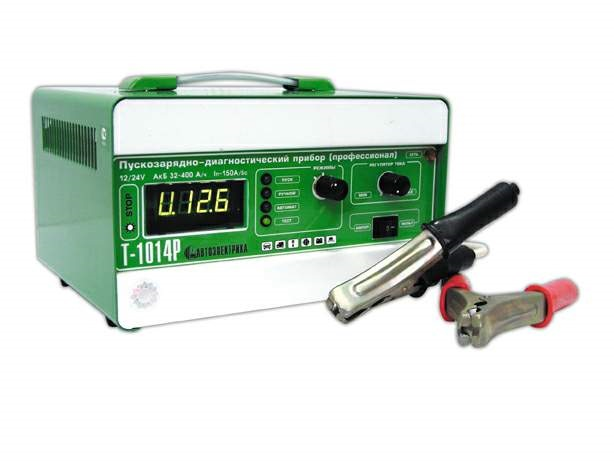Пуско-зарядное устройство Автоэлектрика Т-1014