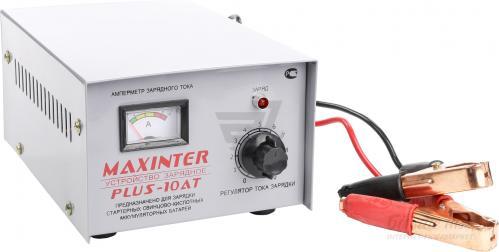 Трансформаторное зарядное устройство MAXINTER PLUS 10 AT