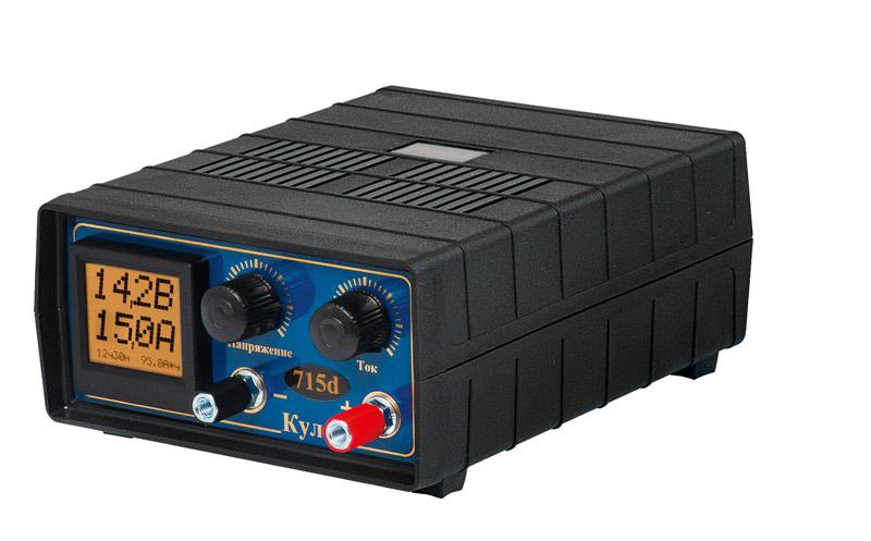 Зарядное устройство КУЛОН 715 d