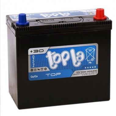 Аккумулятор TOPLA TOP-55, Обратная полярность