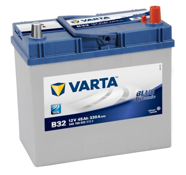 Аккумулятор VARTA BLUE DYNAMIC-45, Обратная полярность