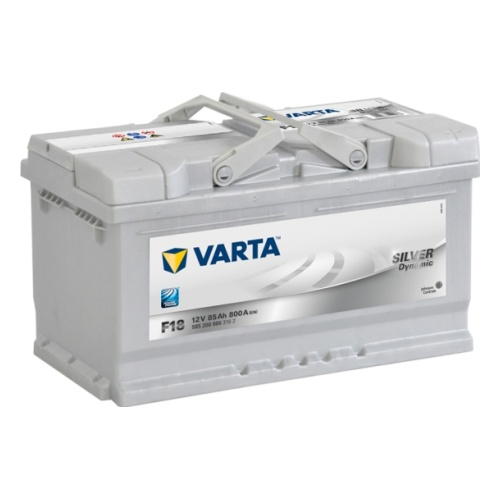 Аккумулятор VARTA SILVER DYNAMIC-85, Обратная полярность