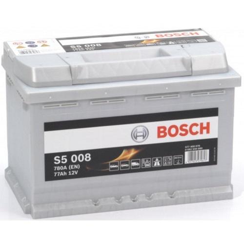 Аккумулятор BOSCH S5-77, Обратная полярность