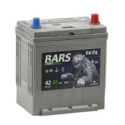 Аккумулятор BARS-42, Прямая полярность