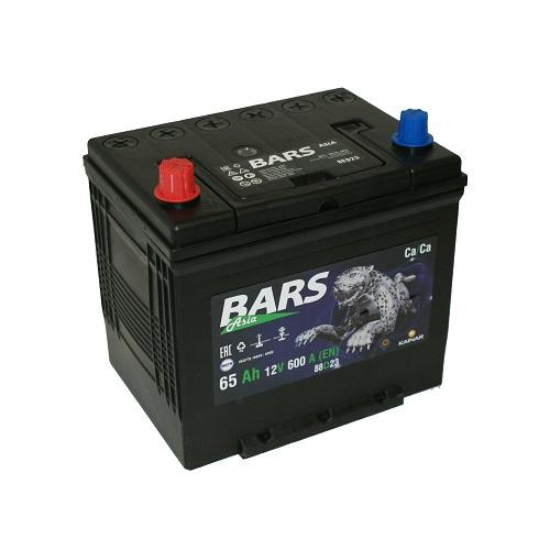Аккумулятор BARS-65, Обратная полярность