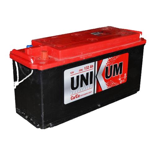 Аккумулятор UNIKUM-132, Обратная полярность
