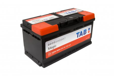 Аккумулятор TAB MAGIC-100, Обратная полярность