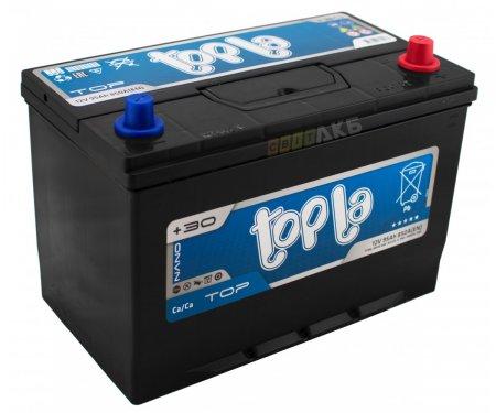 Аккумулятор TOPLA TOP-95, Обратная полярность