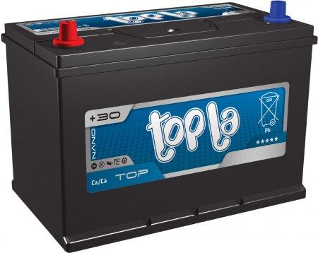 Аккумулятор TOPLA TOP-105, Прямая полярность