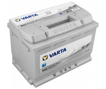 Аккумулятор VARTA SILVER DYNAMIC-77, Обратная полярность