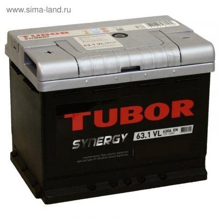 Аккумулятор TUBOR-63, Прямая полярность