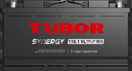 Аккумулятор TUBOR-110, Прямая полярность