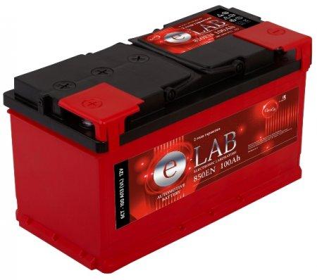 Аккумулятор E-LAB-100, Обратная полярность