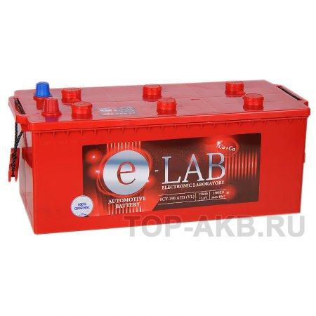 Аккумулятор E-LAB-190, Обратная полярность